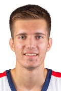 Filip Petrusev headshot